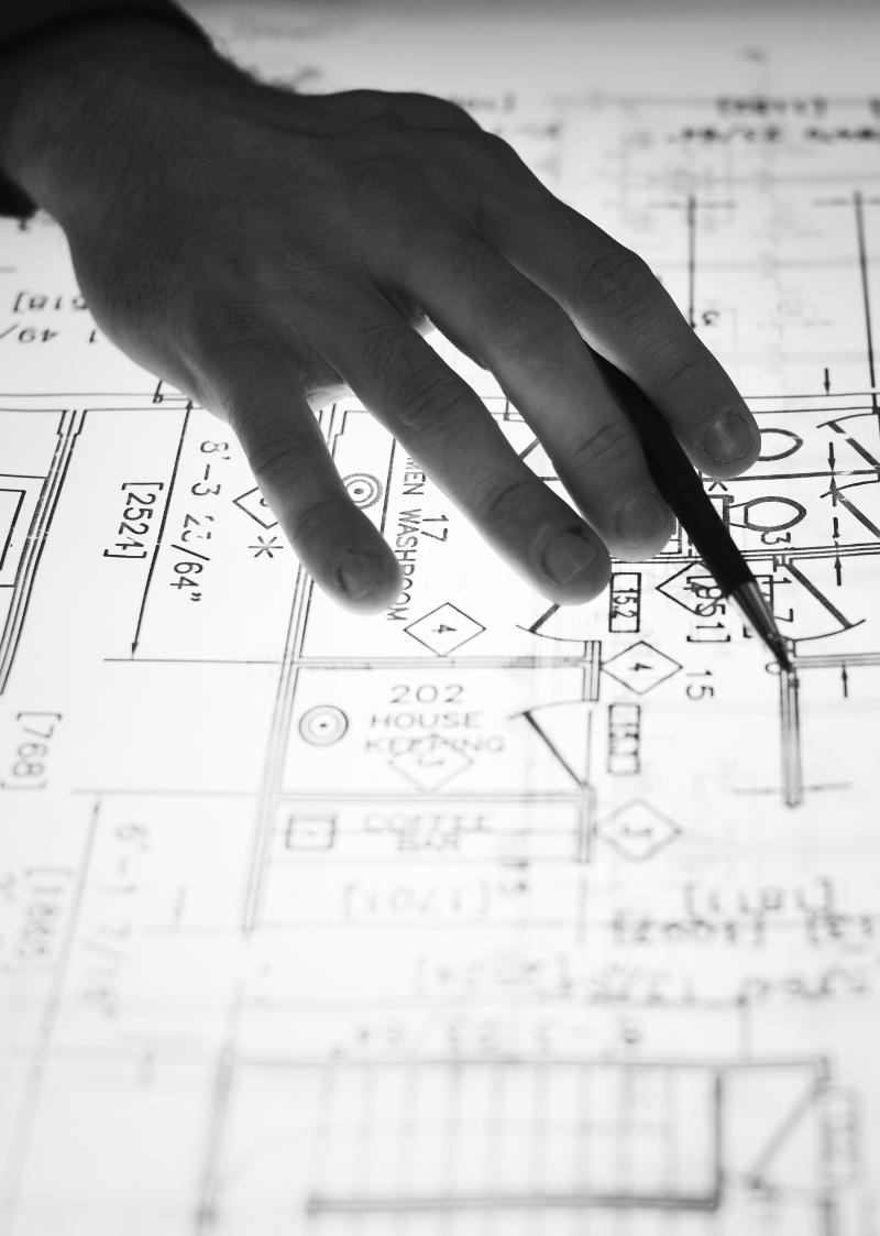 Ingenieurbüro, Planung