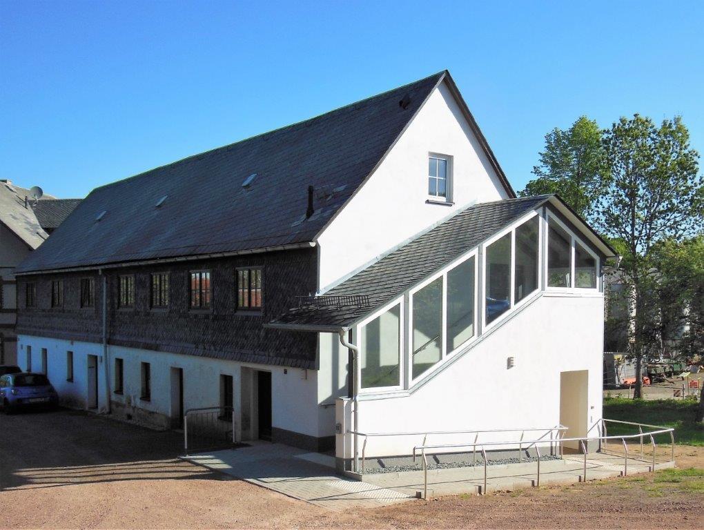 Wohnanlage in Wilkau-Haßlau