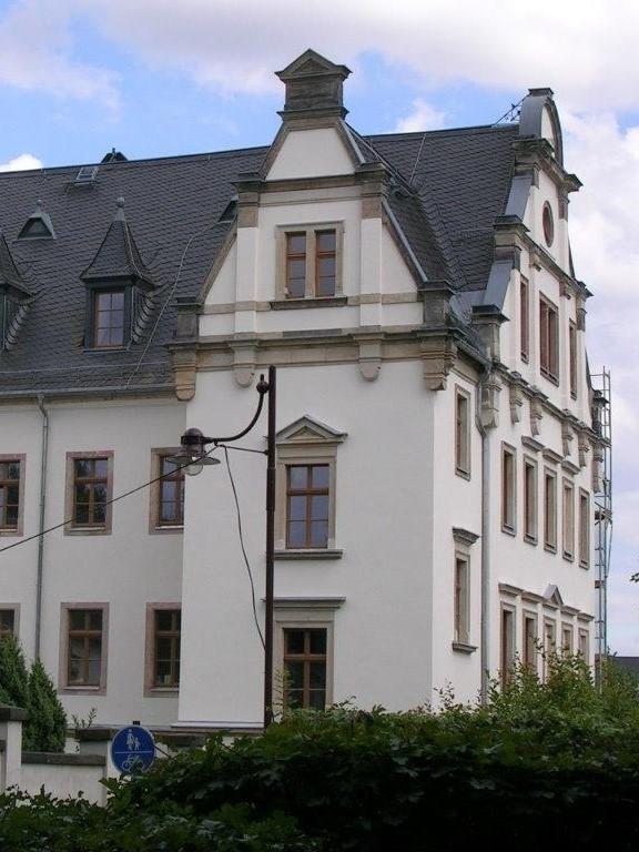 Sanierung Gymnasium Lichtenstein